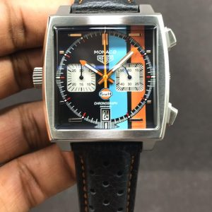galaxyplacepk-923132524484-tagheuer-monaco-calibre-11-chronograph-gulf-black-dial-mens-watches-